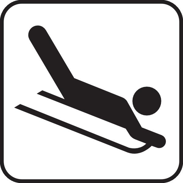free vector Ski Ice clip art