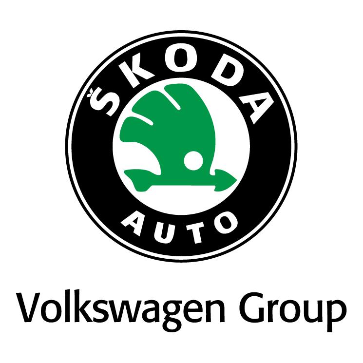 free vector Skoda auro