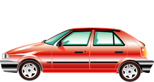 free vector Skoda Car clip art