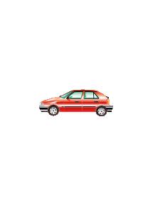 free vector Skoda Car clip art
