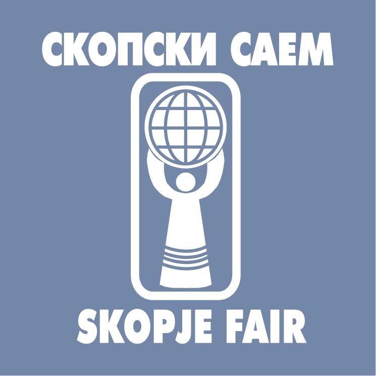 free vector Skopje fair