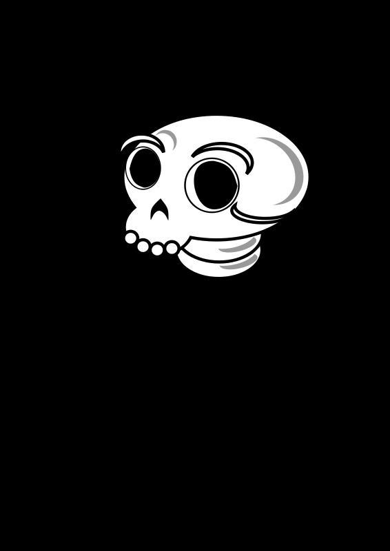 free vector Skull charles mccolm 01