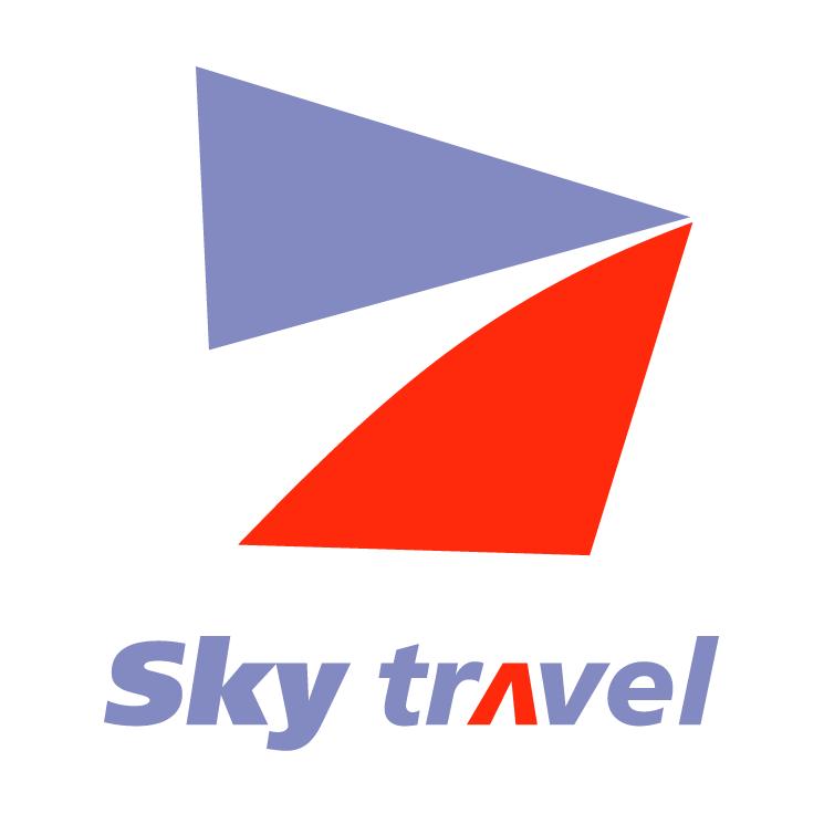 free vector Sky travel 2