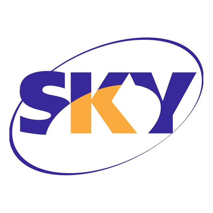 free vector Sky tv 2