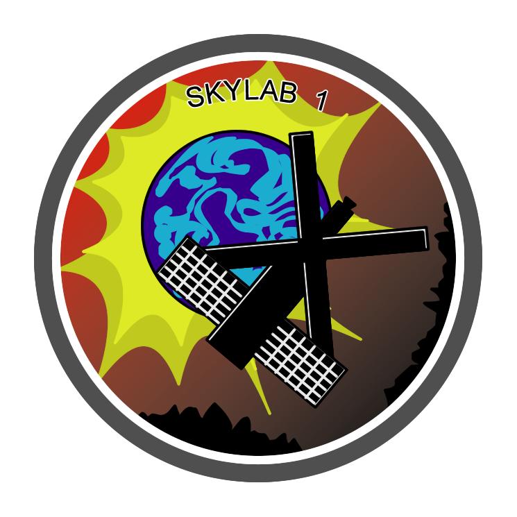 free vector Skylab 1