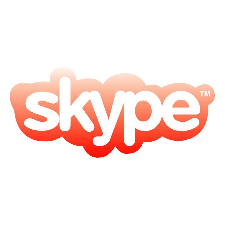 free vector Skype