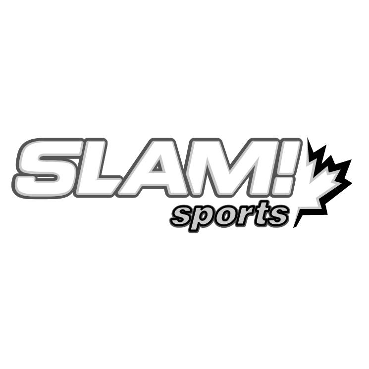 free vector Slam sports