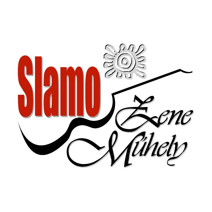 free vector Slamo music factory