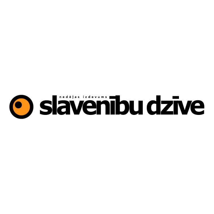 free vector Slavenibu dzive
