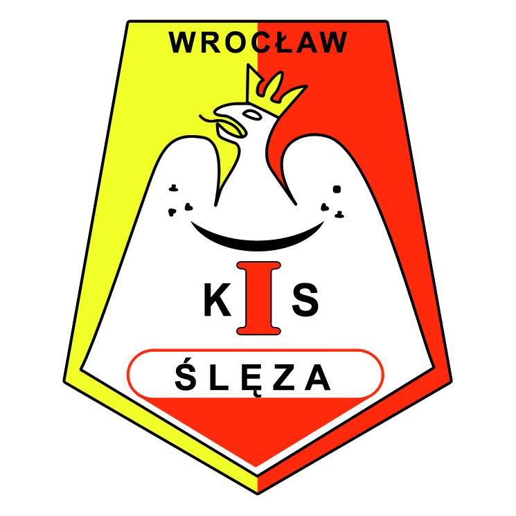 free vector Sleza wroclaw