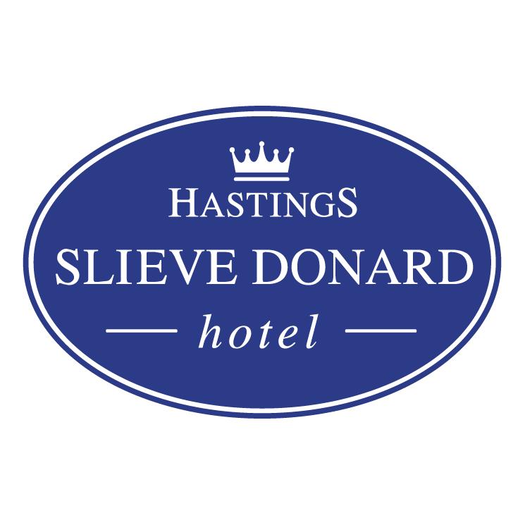 free vector Slieve donard hotel