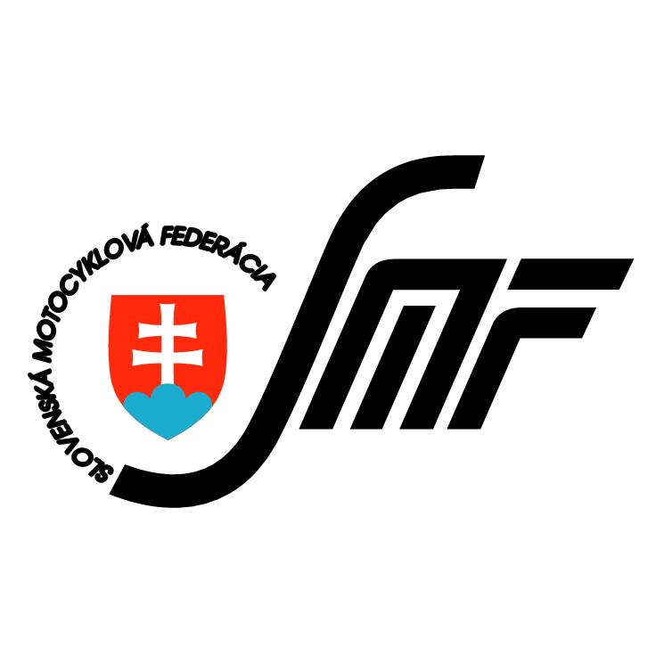free vector Slovak motocycles federation