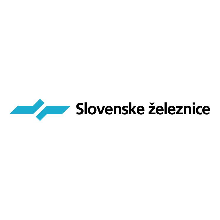 free vector Slovenske zeleznice