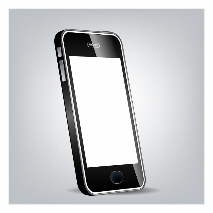 free vector Smart mobile phone