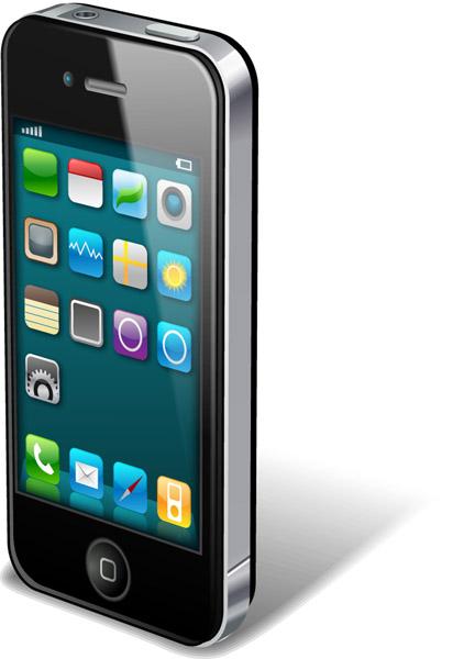 Smartphone Set (7567) Free EPS Download / 4 Vector