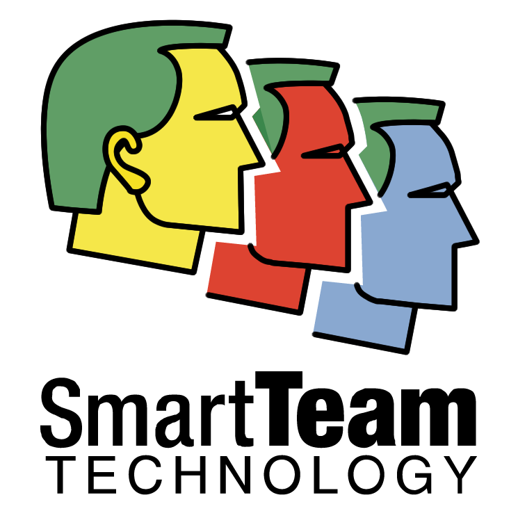 free vector Smartteam technology