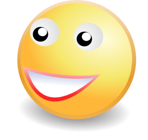 free vector Smile Face clip art