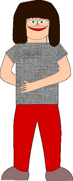 free vector Smiler clip art
