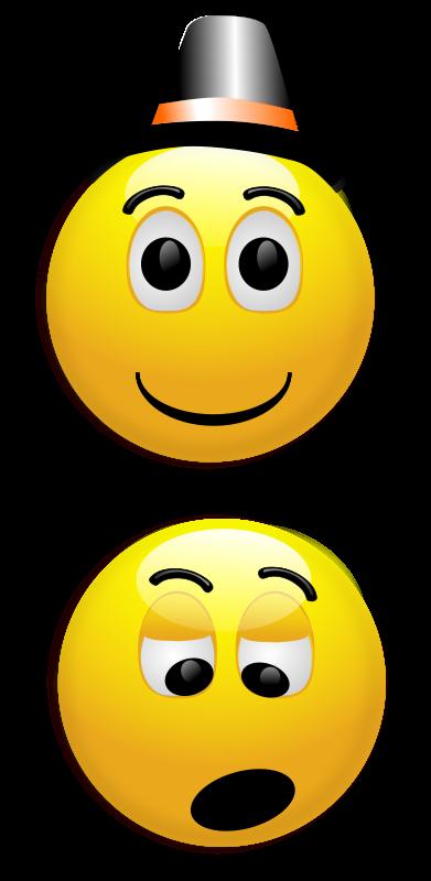 free vector Smiley 2