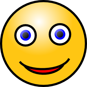 How do you find smiley face clip art?