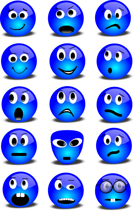 free vector Smiley Face