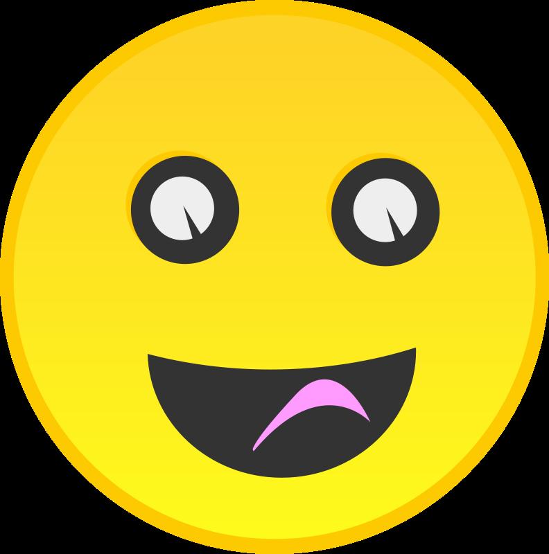 free vector Smiley