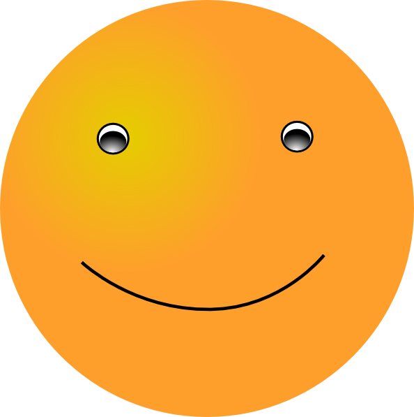 free vector Smiling Face clip art