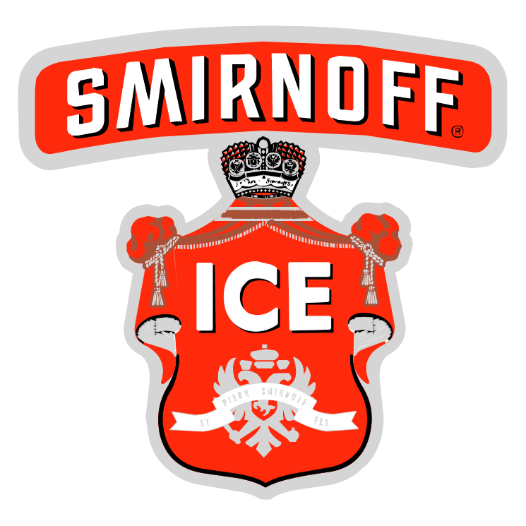 free vector Smirnoff ice
