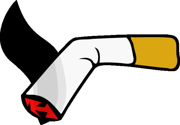 free vector Smoke Cigarette clip art