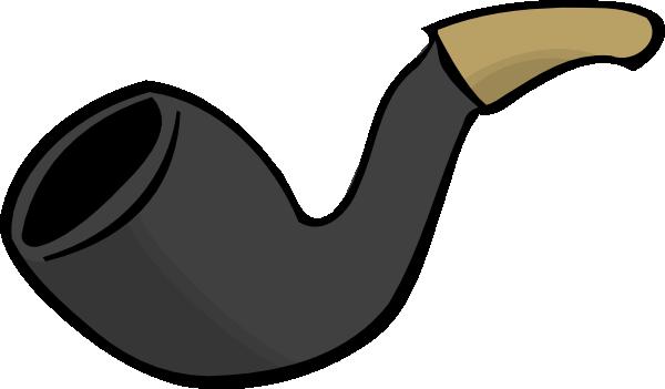 free vector Smoke Pipe clip art