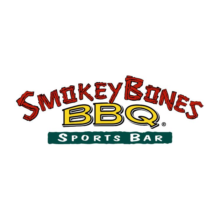 free vector Smokey bones bbq
