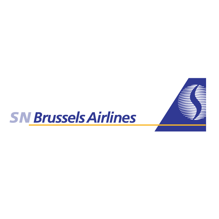 free vector Sn brussels airlines