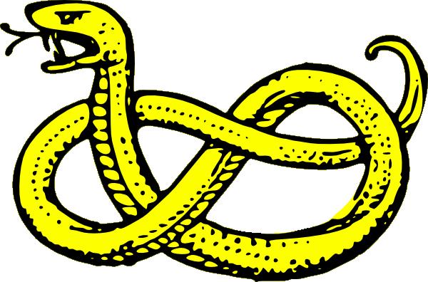 free vector Snake clip art