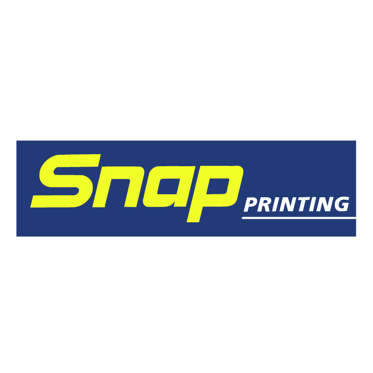 free vector Snap printing