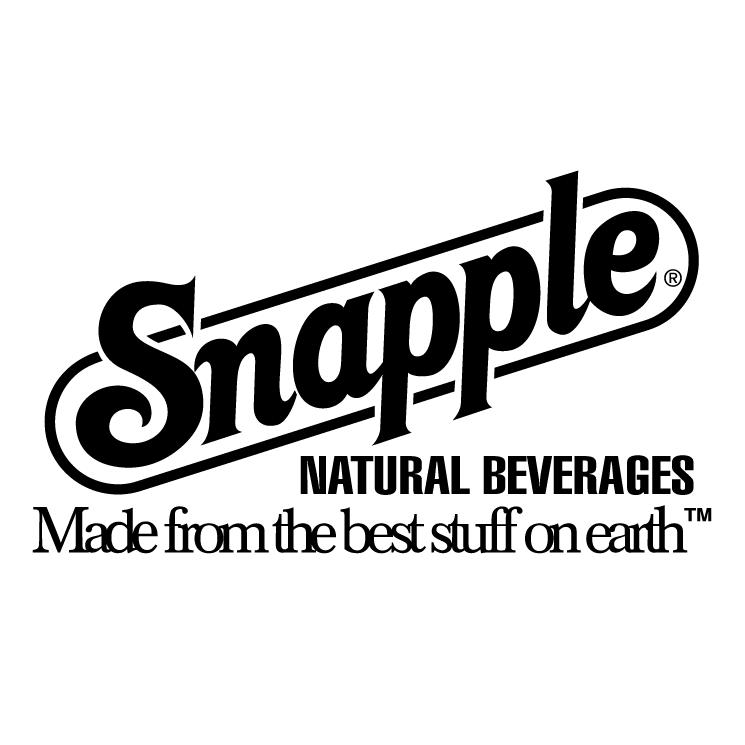free vector Snapple 0