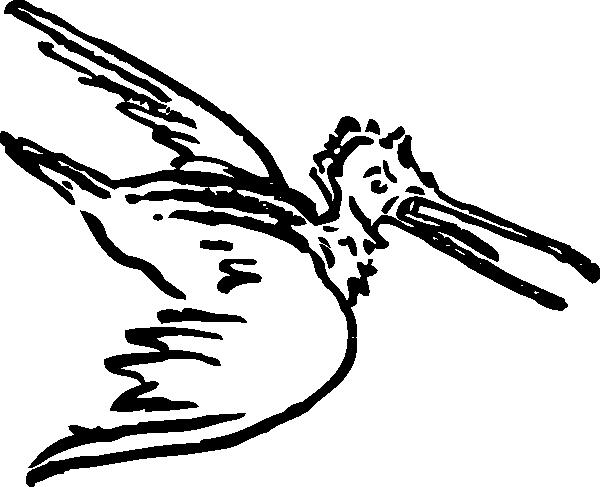 free vector Snipe clip art