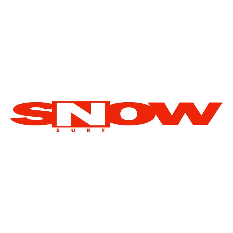 free vector Snow surf