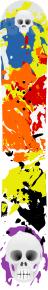 free vector Snowboard clip art