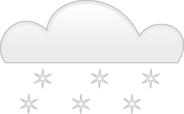 free vector Snowfall clip art
