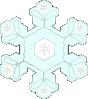 free vector Snowflake 4 clip art