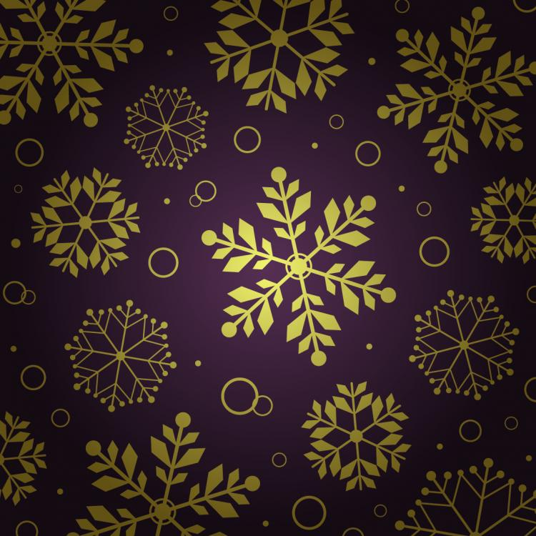 snow vector pattern - photo #35
