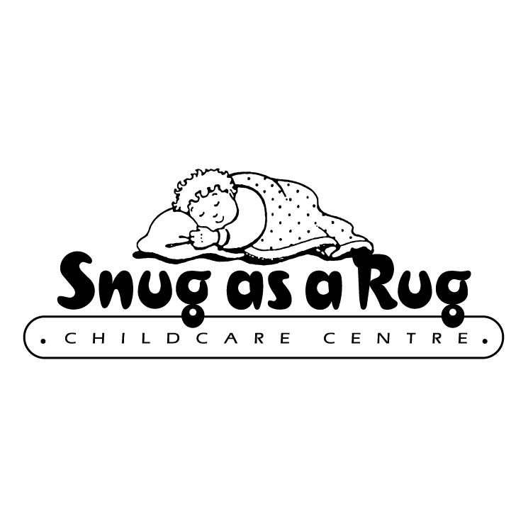 free vector Snug as a rug