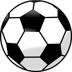 free vector Soccer Ball clip art