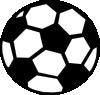 free vector Soccer Ball clip art