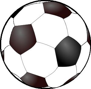 Soccer Ball Clip Art Free Vector 4vector