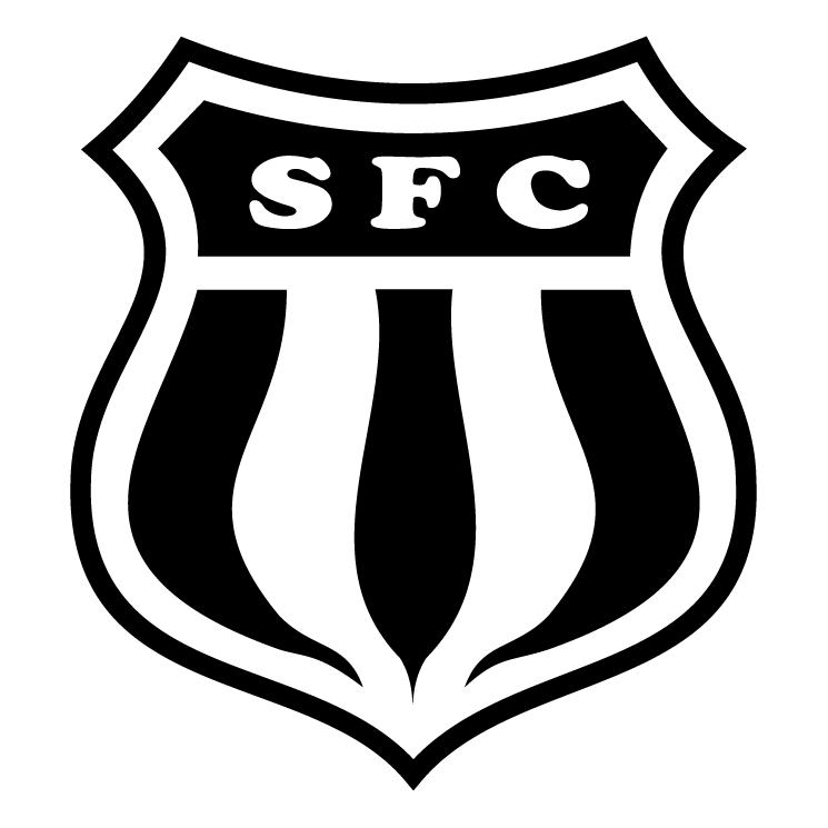 free vector Social futebol clube de coronel fabriciano mg