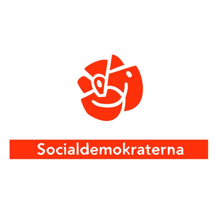 free vector Socialdemokraterna