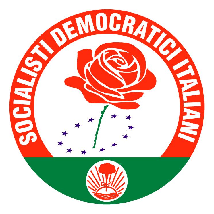 free vector Socialisti democratici italiani