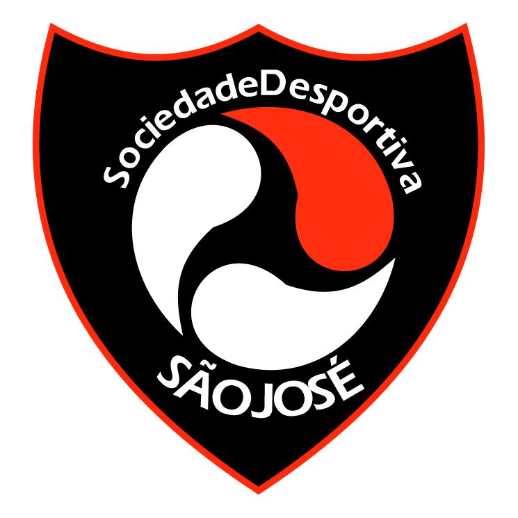 free vector Sociedade desportiva sao jose de sao jose dos pinhais pr