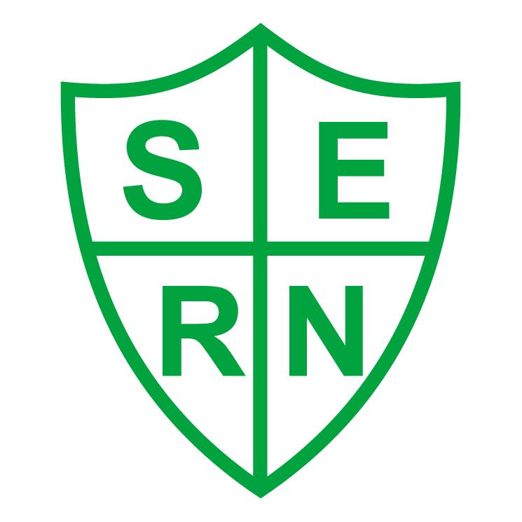 free vector Sociedade esportiva e recreativa noroeste de tubarao sc